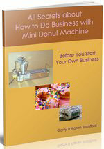 All Secrets about How to Do Business with Mini Donut Machine